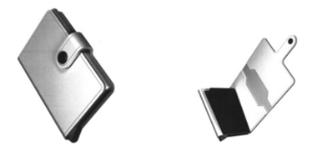 Secrid kaarthouder: Benelux modelregistratie 38548-01, gedeponeerd op 10 juni 2010 en ingeschreven op 11 maart 2011